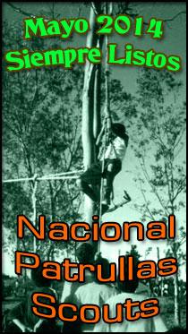 Nacional de Patrullas Scouts